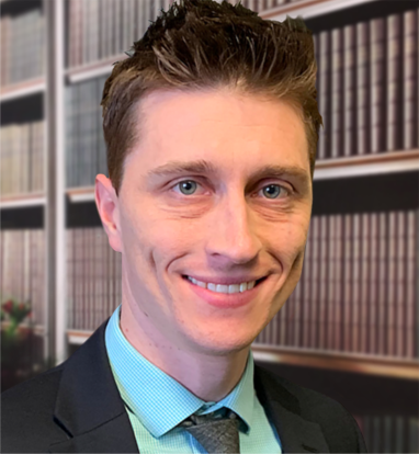 Headshot of Associate Attorney Ben Kates